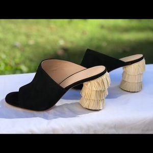 Pour la victoire hettie high-heel sandals